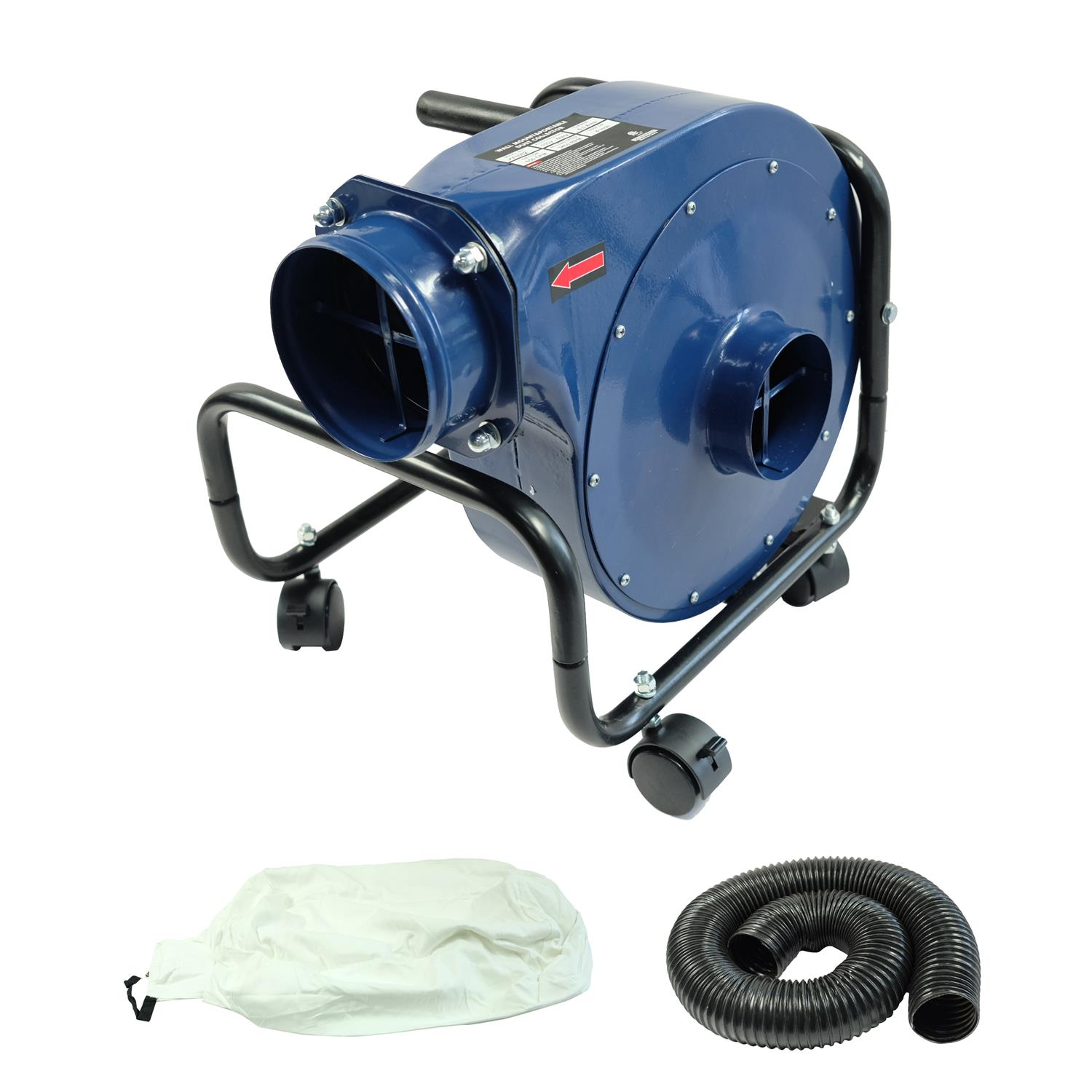 DC650 Portable Dust Collector